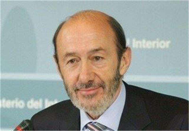 آنتونیو گرینیان، رئیس حزب سوسیالیست اسپانیا