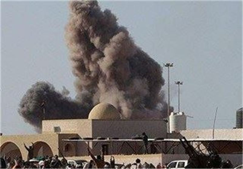 انفجار در لیبی