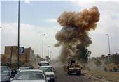 انفجار بمب در شمال بغداد/10 نیروی عراقی شهید شدند