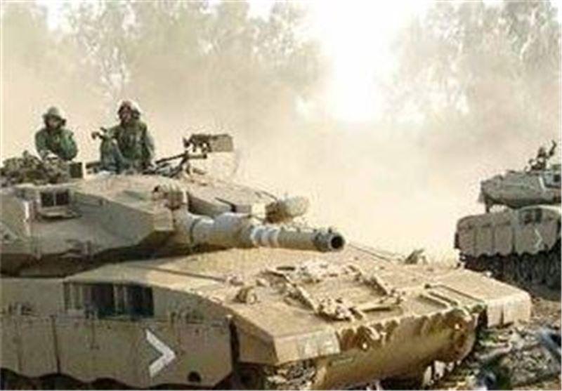 یورش نظامی اسرائیل به غزه