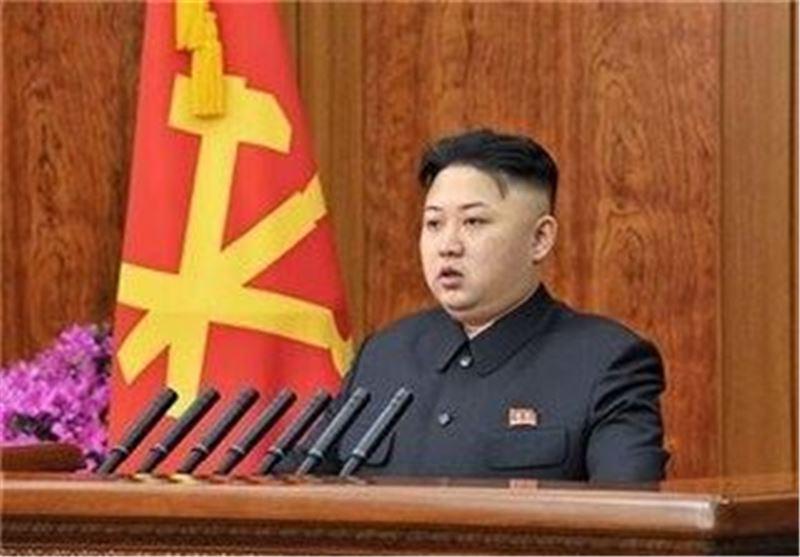 کیم رهبر کره شمالی