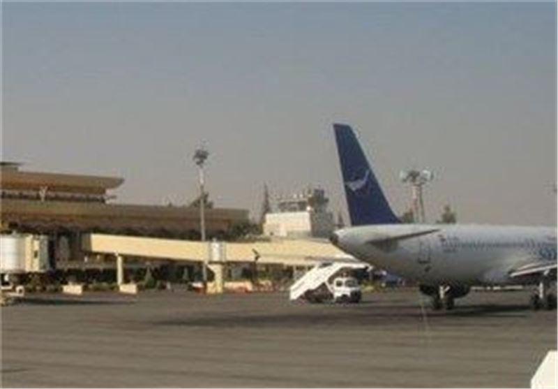 سوریه| فرود هواپیما در فرودگاه حلب پس از 8 سال؛ خط پروازی با قاهره برقرار میشود