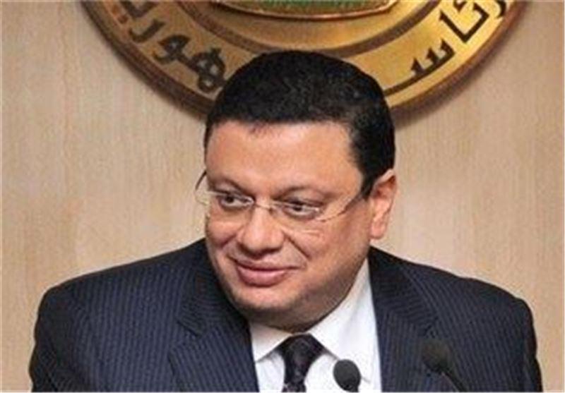 یاسرعلی درکاخ ریاست جمهوری مصر دستگاه شنود کار گذاشته بود