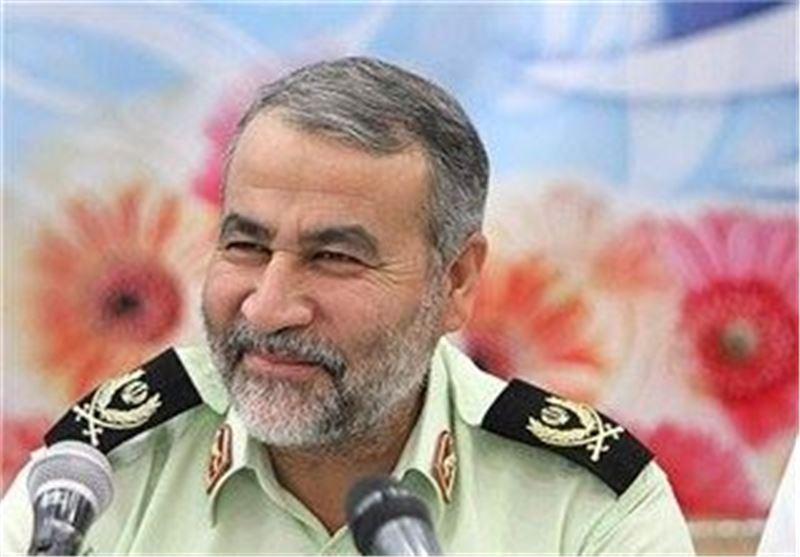 جرایم امروزی به سمت جرم نرم پیش میروند/ توجه به کار علمی در دستور کار نیروی انتظامی اصفهان