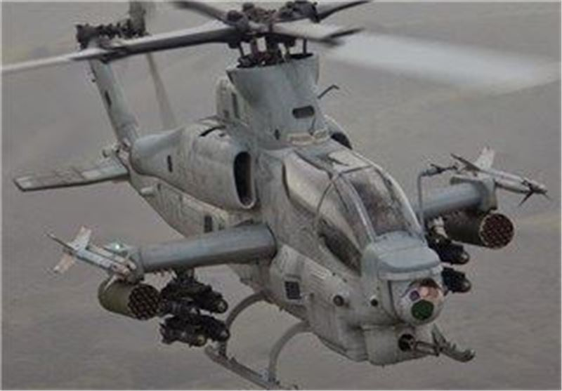 US Navy Helicopter Crashes in Red Sea