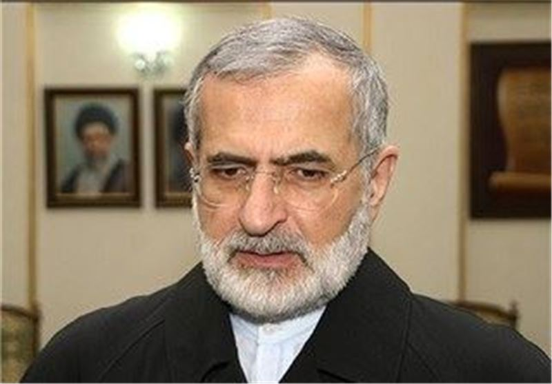 "خرازی یشکک فی التحالف الامریکی ضد ""داعش"""