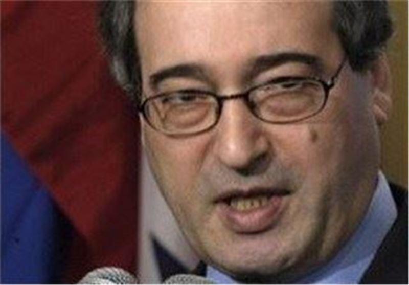 فیصل مقداد: جنگ علیه سوریه بهدلیل مواضع دمشق در قبال فلسطین است