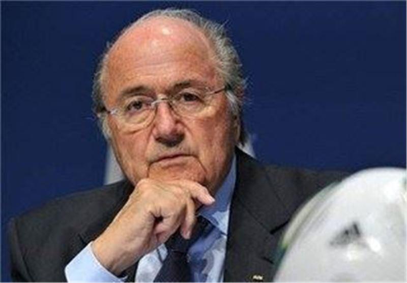 FIFA's Blatter to Meet President Rouhani on Thursday