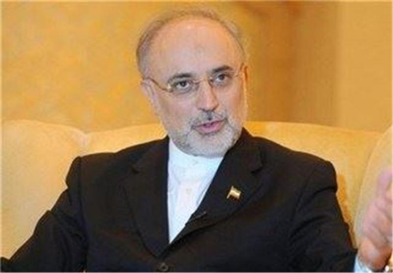 علی اکبر صالحی وزیر خارجه