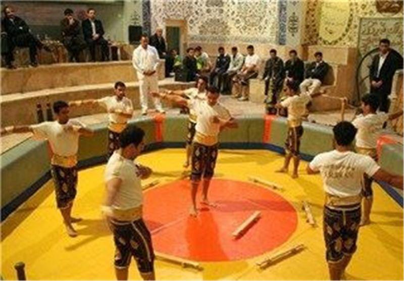 2 زورخانه قدیمی در مشهد مرمت شد