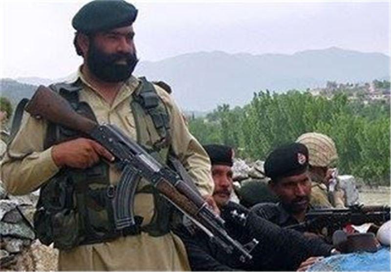 سرباز پاکستانی