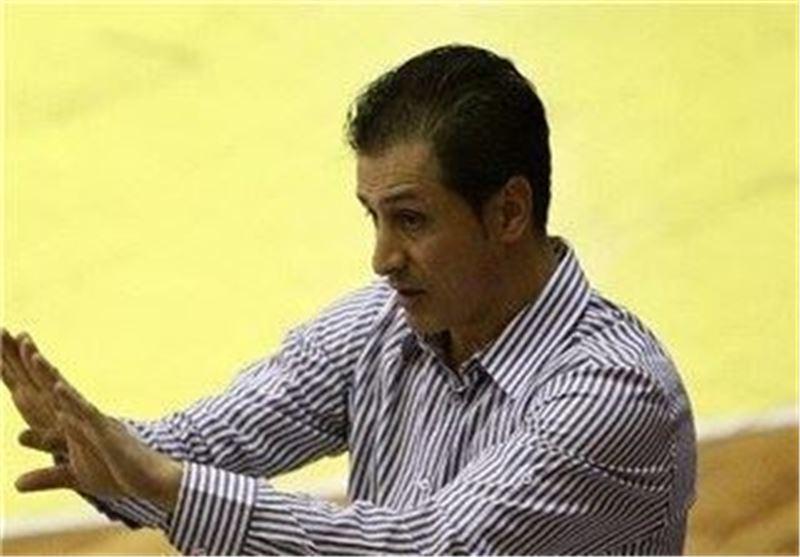 کوهیان: بازی با تیم بسکتبال نفت بسیار پرفشار بود/ نتوانستیم حسنزاده را مهار کنیم