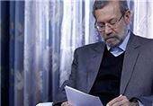 علی لاریجانی درگذشت مرضیه حدیدچی(دباغ) را تسلیت گفت