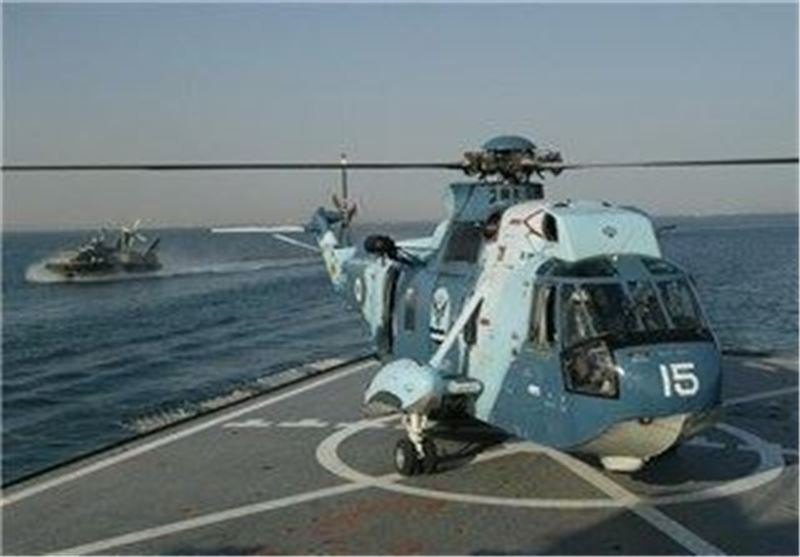 Optimized Military Gear Rejoin Iran's Navy
