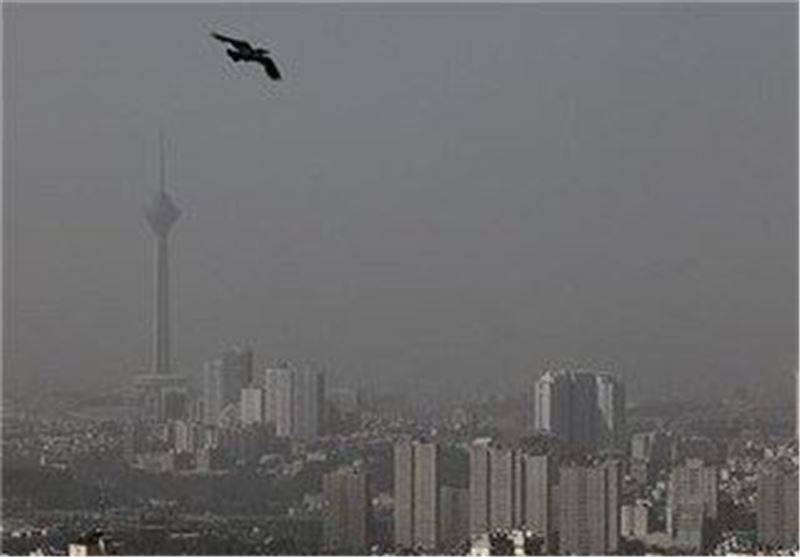 هوای تهران همچنان برای همه افراد جامعه ناسالم است