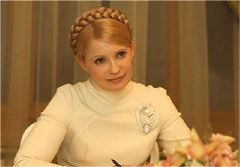 Ukraine Parliament Rejects Bills to Release Tymoshenko