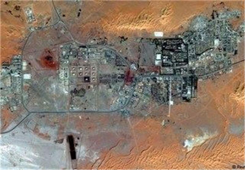 مجموعه گازی الجزایر