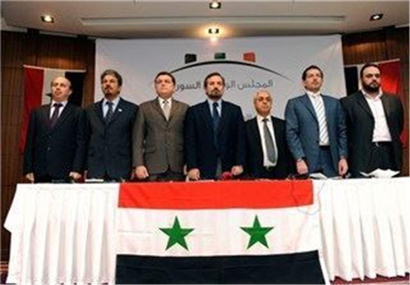 معارضان سوریه