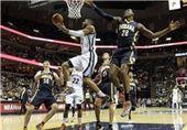 لیگ NBA  پیسرز از سد ناگتس گذشت