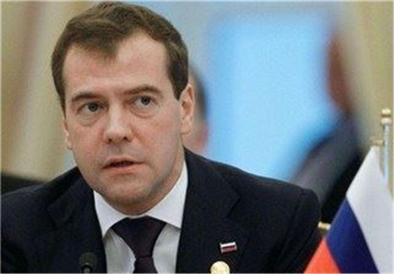 «مدودف» در سمت نخستوزیری روسیه ابقا شد