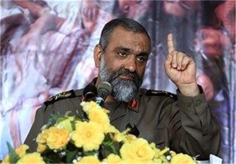 سردار نقدی رئیس سازمان بسیج