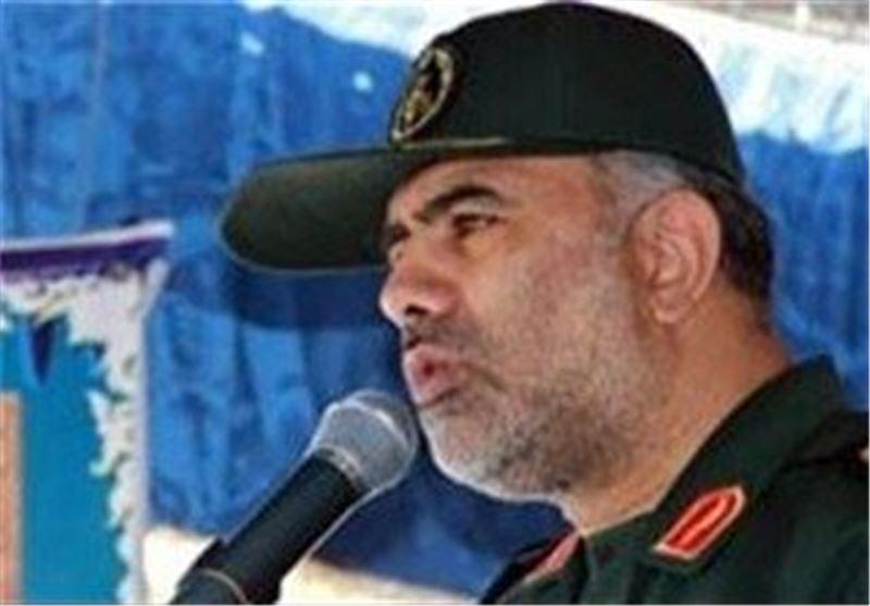 فرمانده سپاه تهران علی نصیری