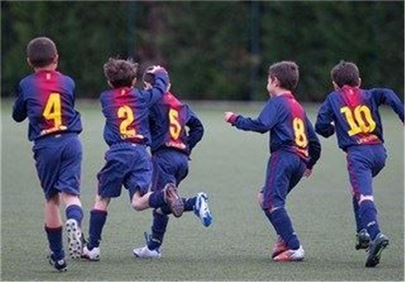 آکادمی فوتبال، بارسلونا