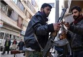 250 شورشی مسلح خود را تسلیم ارتش سوریه کردند