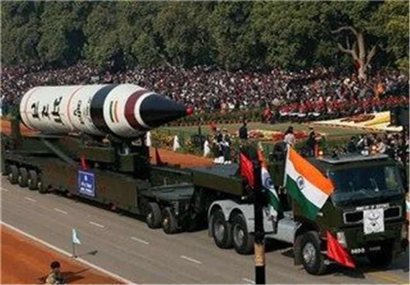India Testfires Nuclear Capable Ballistic Missile