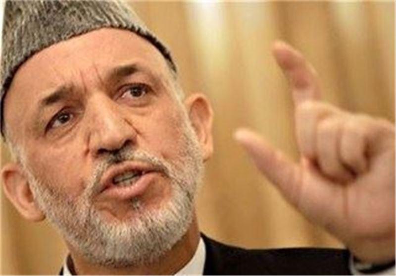 کرزی: افغانستان به حق مردم کریمه برای تعیین سرنوشت خود احترام میگذارد
