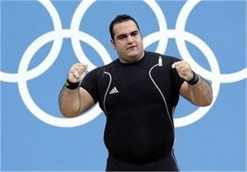 Behdad Salimi Named Iran's Flag-Bearer for Asian Games
