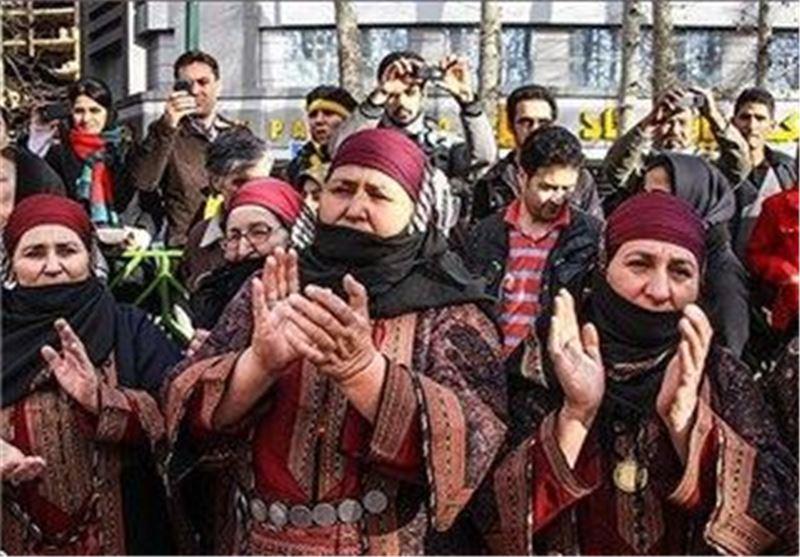 رقابت 800 بانوی روستایی در پنجمین المپیاد بانوان روستایی اصفهان