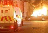 زخمی شدن 56 پلیس ایرلند در درگیریهای شب گذشته بلفاست