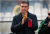 کیروش: فقط روی تیم ملی ایران تمرکز کردهام نه منچستر
