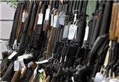 کشف و ضبط 12 قبضه سلاح در منزل سفیر فلسطین در چک