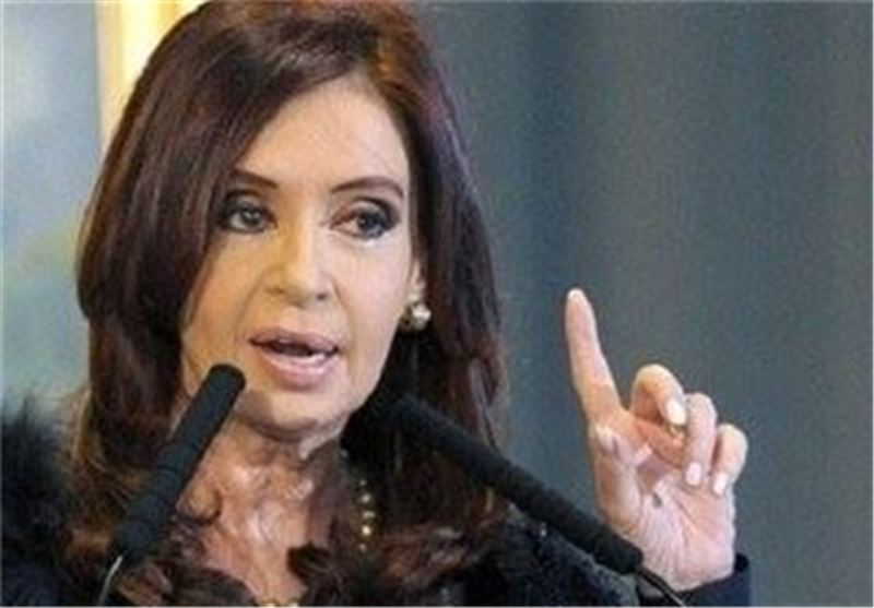 Argentine President on 1-Month Rest after Head Trauma