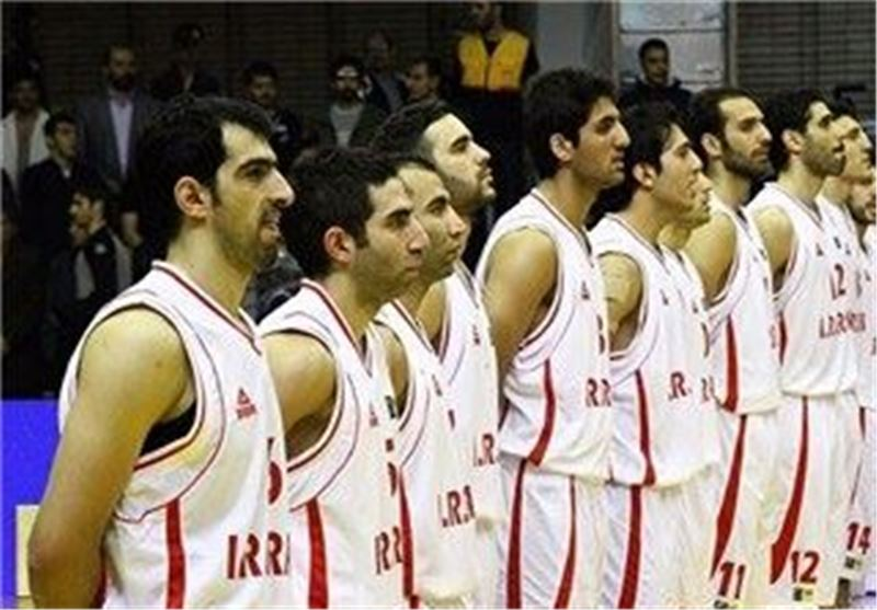 Iran to Compete at International Basketball Challenge