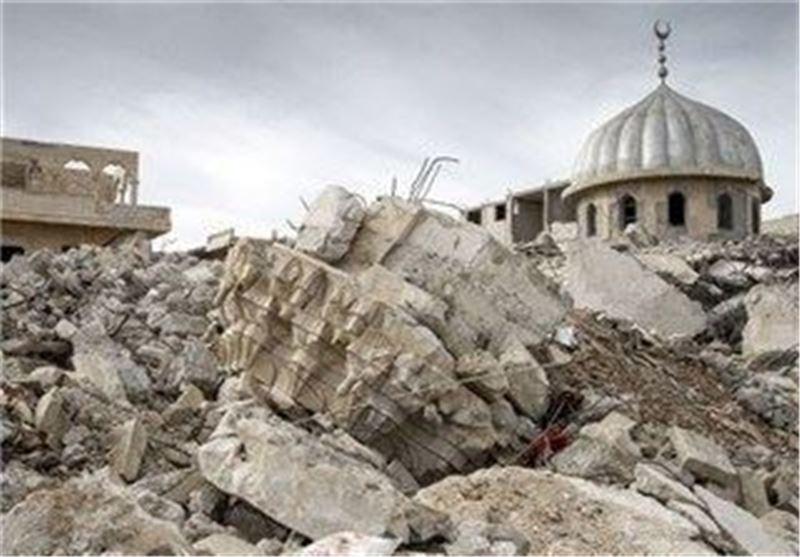 مسجد سوریه