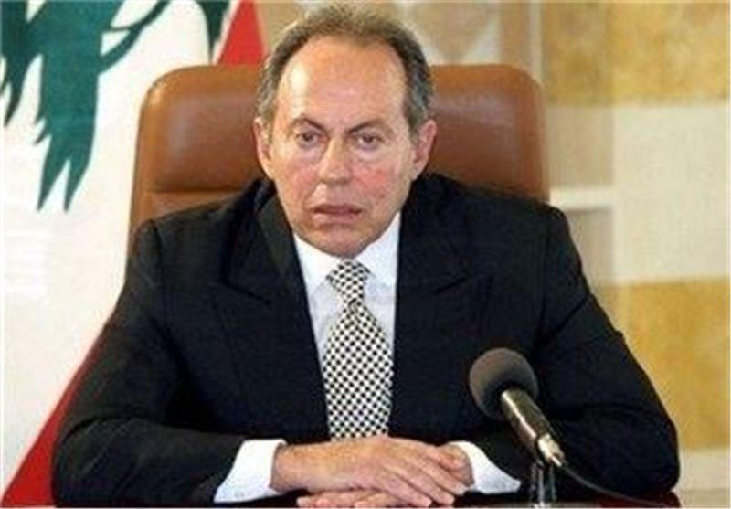 لحود: بشائر انتصار خط الممانعة والمقاومة بدأت بالتحقق مع توقیع اتفاق جنیف