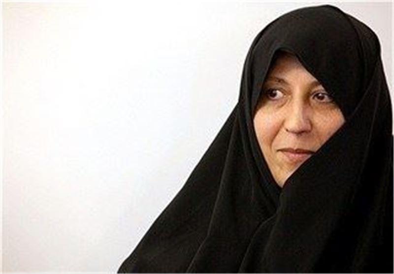 واکنش فاطمه هاشمی به احتمال رد صلاحیتش: خوشحال می شوم!