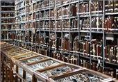 اهدای 2 هزار نسخه خطی و سنگی به کتابخانه آستان قدس در سال جاری