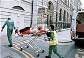 کرونا در اروپا| از شکسته شدن رکورد مبتلایان روزانه در انگلیس تا بستری بیماران در راهروهای بیمارستان