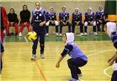 آغاز اردوی پنجم تیم والیبال جوانان دختر با دعوت از 18 بازیکن