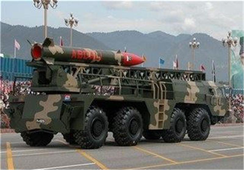 موشک پاکستان