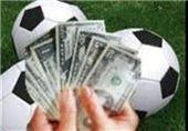 کشف 50 هزار برگ شرط بندی فوتبال در شفت