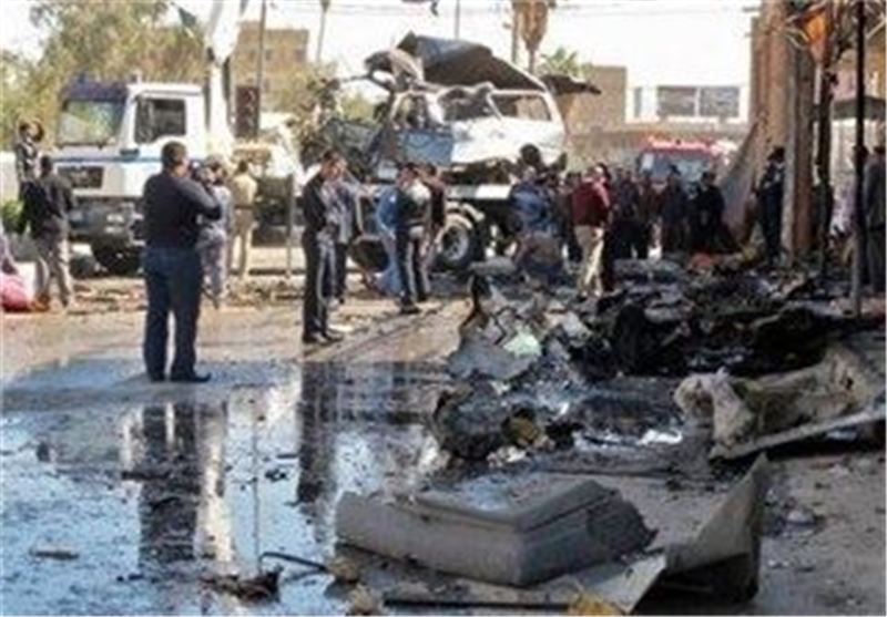 Car Bombs Kill 7 in Iraq