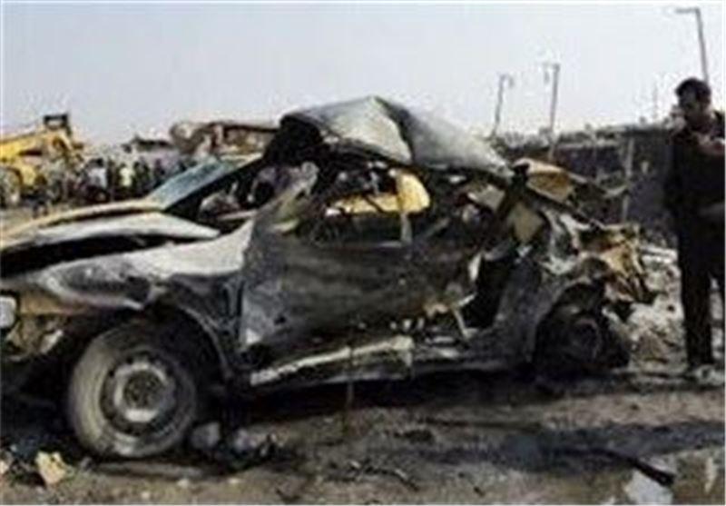 Officials: Bombing kills 4 Shiite pilgrims in Iraq
