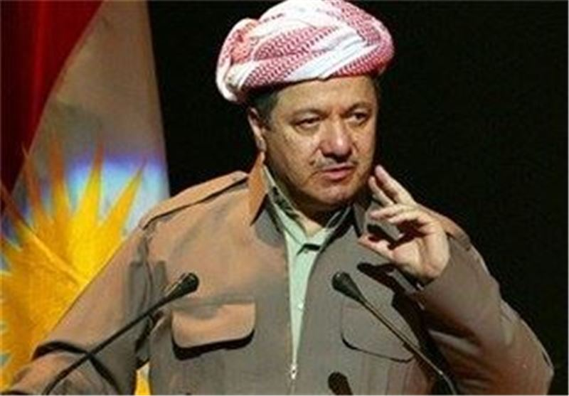 President of Iraqi Kurdistan Ready to Defend Kurds in Syria