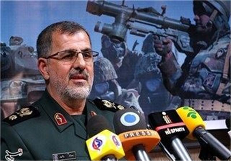 Commander Stresses IRGC's Intelligence Supremacy over Terrorists