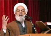بهمن تماشایی 97| آیتالله ممدوحی: حضور ملت ایران در راهپیمایی 22 بهمن همچون شمشیری بر صورت آمریکا بود